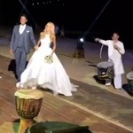 Ο ΠΡΩΤΟΣ χορός της Δούκισσας Νομικού και του Δημήτρη Θεοδ