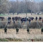 Έβρος μετανάστες στρατιώτες