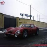 Autodelta Alfa Romeo ιστορία