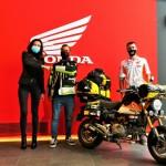Honda Monkey Z125 Andre Sousa Ελλάδα
