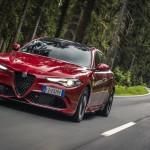 "Alfa Romeo Giulia Quadrifoglio  ""Sportscar of the Year"""