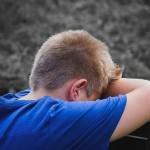 αγόρι που κλαίει