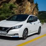 Nissan LEAF γενέθλια επιδόσεις