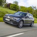 Mercedes-Benz GLC 300de 4MATIC τιμή