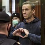 Αλεξέι Ναβάλνι στο δικαστήριο