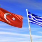 Τουρκία Ελλάδα σημαίες