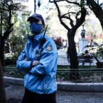 αστυνομικός πλατεία Κυψέλης/ eurokinissi