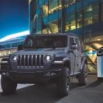 Plug-in Hybrid Jeep Wrangler 4xe Ευρώπη
