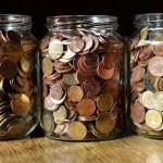 Κέρματα βάζα
