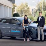 BMW Group Hellas Ραφαέλα Σπανουδάκη Ολυμπιακοί Αγώνες 2021