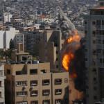 Associated Press: Βομβαρδισμός των γραφείων του στη Γάζα