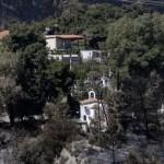 Star Καταστροφές από φωτιά στην Κορινθία