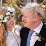 γάμος για τον Μπόρις Τζόνσον και την Κάρι Σίμοντς