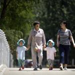παιδιά Κίνα