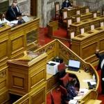 Κωνσταντινόπουλος Πολάκης καβγάς Βουλή