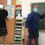 δάσκαλοι φούστες