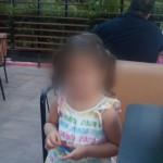 5χρονη Λάρισα