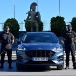 Ford Motor Ελλάς Kuga PHEV αστυνομική διεύθυνση Λακωνίας
