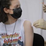 εμβολιασμός παιδιού/ AP