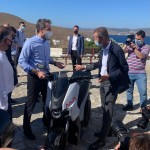 SEAT MÓ eScooter 125 Αστυπάλαια
