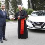 Nissan LEAF Βατικανό
