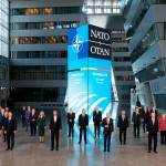 οι αρχηγοί των κρατών στη Σύνοδο του ΝΑΤΟ