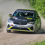 ADAC Opel e-Rally Cup αγώνας νικητές