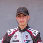 Αλέξανδρος Παπαευθυμίου FIA Karting Academy Trophy εκπρόσωπος