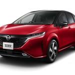 Nissan Note Aura παρουσίαση