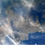 Η Αθήνα Από το Διάστημα-Η Φωτογραφία Του Αστροναύτη Κίμπροου