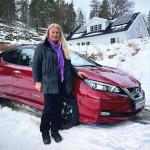 Nissan LEAF Νορβηγία