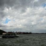 πλοιο σε συννεφιά/ eurokinissi