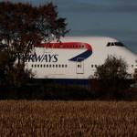 αεροσκάφος British Airways