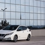 Nissan LEAF κλήρωση Regency Casino Mont Parnes