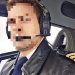 32χρονος πιλότος- σύζυγος Καρολάιν