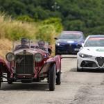 1000 Miglia αγώνας Alfa Romeo