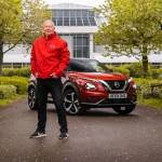 Nissan JUKE μαθήματα οδήγησης εκπαιδευτής