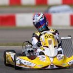 FIA Karting Academy Trophy Αλέξανδρος Παπαευθυμίου 1ος γύρος