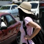 κοπελα με καπέλο/ eurokinissi