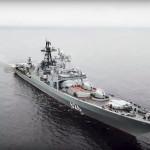 Πολεμικό πλοίο Ρωσίας