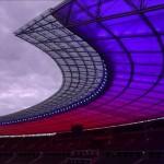 Euro 2020: Στα χρώματα του ουράνιου τόξου γήπεδο του Βερολίνου