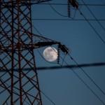 ηλεκτρικό ρεύμα γραμμή υψηλής τάσης