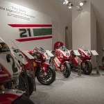 Ducati μουσείο Troy Bayliss έκθεση