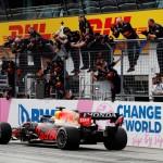 Max Verstappen Honda νίκη F1