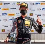 Oliver Bearman αγώνας F4 Championship Powered by Abarth