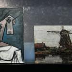 κλοπή πινάκων - Εθνική Πινακοθήκη