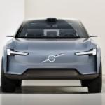 Volvo Concept Recharge ηλεκτρικό μοντέλο