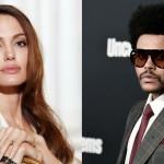 Αντζελίνα Τζολί - The Weeknd