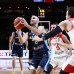 Έλλάδα Τουρκία μπάσκετ Νικ Καλάθης