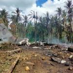 Φιλιππίνες πτώση C-130